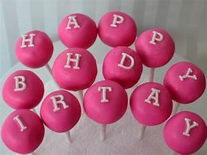 Birthday Cake, Cake Pops Fondant Cake Images - Fondant