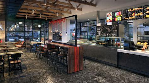 taco bell  test   restaurant design concepts
