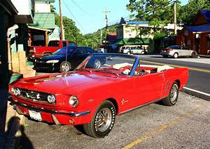 Cherry Red Mustang by TommyPropest-Candler on DeviantArt
