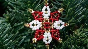 Sterne Selber Basteln Mit Perlen : mit perlen basteln f r weihnachten perlensterne leicht ~ Lizthompson.info Haus und Dekorationen