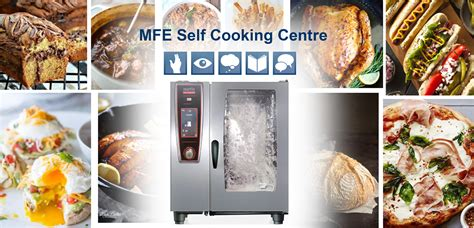 rational cuisine mfe self cooking centre powered by rational live