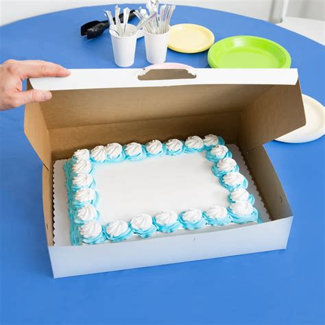 how big is a sheet cake southern chion 1029 19 quot x 14 quot x 4 quot white half sheet