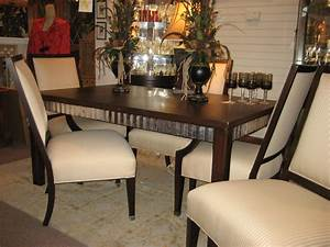Remarkable Upscale Consignment Exprience Dining Room And