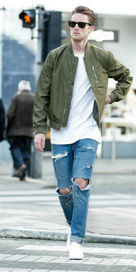 5 Amazing White T-shirt u0026 Jeans Outfits For Men u2013 LIFESTYLE BY PS