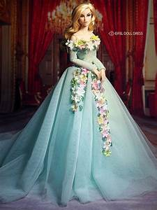 New Dress for sell EFDD | POUPEES MODE 2R | Pinterest ...