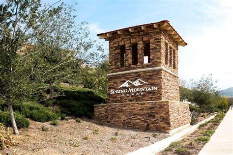 As of april 2021, the average apartment rent in carmel mountain is $2,047 for one bedroom, $2,435 for two bedrooms, and $2,896 for three bedrooms. Carmel Ridge at Spring Mountain Ranch in Riverside, CA ...