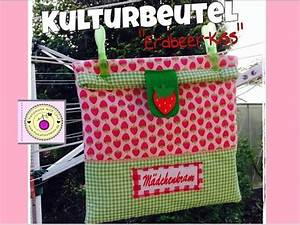 Kulturbeutel Für Kinder : vorstellung erdbeerkiss kulturbeutel youtube ~ Watch28wear.com Haus und Dekorationen