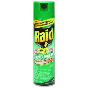 raid house and garden insect killer ebay