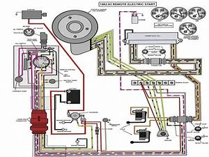 Resistor Wiring Diagram On 40 Hp Mercury Outboard