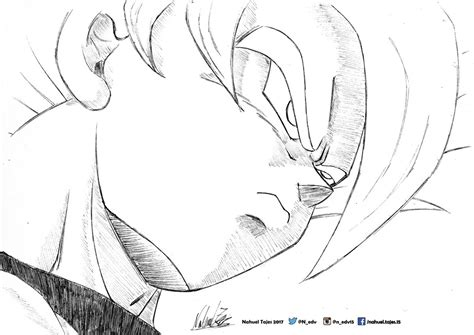 Son Goku Sketch at PaintingValley com Explore collection