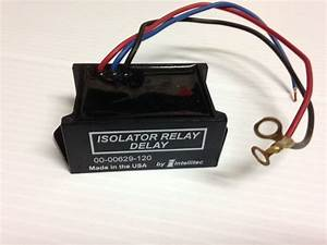 Intellitec Isolator Relay Delay 00