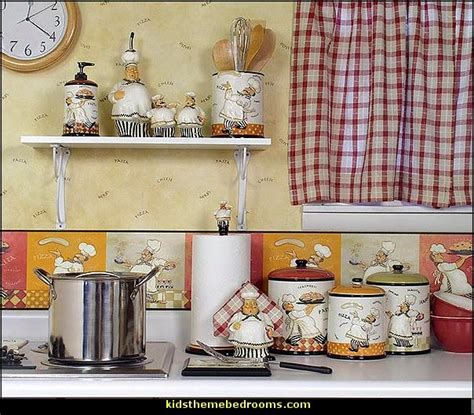 Italian Fat Chef Kitchen Decor  Design On Vine