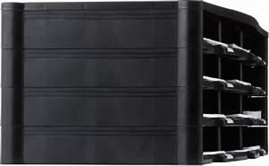 storex 12 compartment literature organizer document sorter With storex 24 compartment literature organizer document sorter black 61611u01c