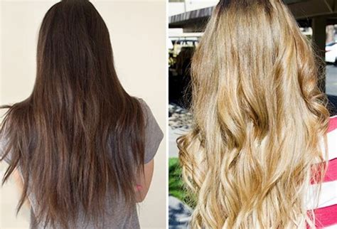 Coffee is one of those hair color ideas that is actually a gentle dye that leaves your hair with a really lovely healthy glow in the end. Does Hydrogen Peroxide Bleach Hair? How to Lighten Hair ...