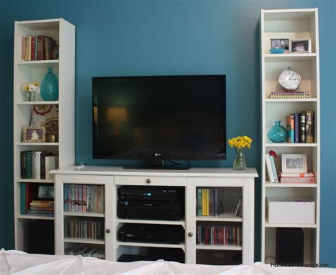 bookshelf tv stand 15 best ideas of tv bookcase combination