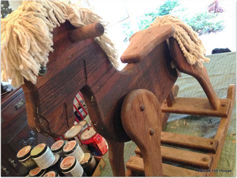 rocking horse mane  woodworking