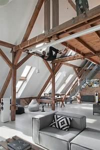 Appartement Sous Comble : 56 id es comment d corer son appartement ~ Dallasstarsshop.com Idées de Décoration