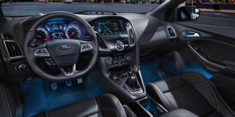 ford focus st specs release date price automatic