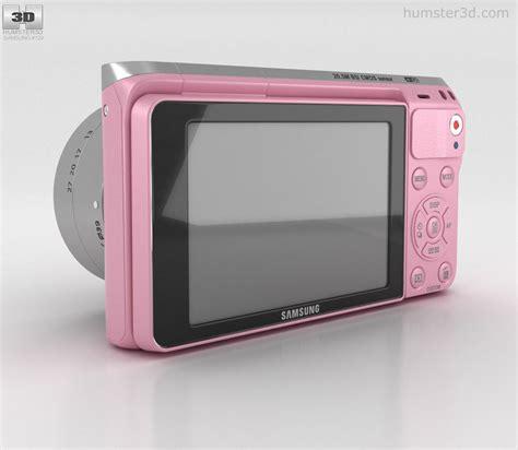 samsung nx mini smart samsung nx mini smart pink 3d model electronics