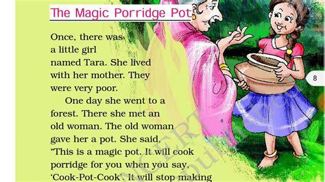 — oxford university press, 2011. The magic porridge pot हिंदी में ncert class 2nd english - YouTube