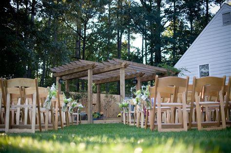 Country Backyard Wedding Ideas by Virginia Backyard Rustic Chic Wedding Rustic Wedding Chic
