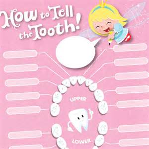 Pink And Green Baby Shower Ideas by Tooth Fairy Printables Lost Tooth Chart Hallmark Ideas