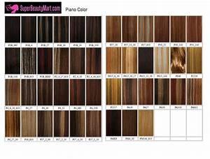 Rusk Color Chart Piano Color Chart Jpg 1 055 800 Pixels Tablas De Colores