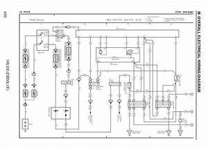 Toyota Hilux Wiring Diagram 2010