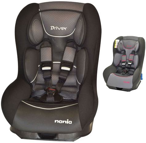 nania si鑒e auto nania pilote graphique groupe 0 1 siège d 39 auto bébé enfant enfant voyage sécurité bnib