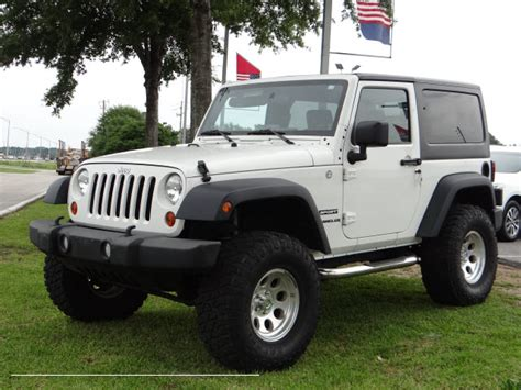 Mobil Jeep Wrangler by Jeep Wrangler White Mobile Mitula Cars