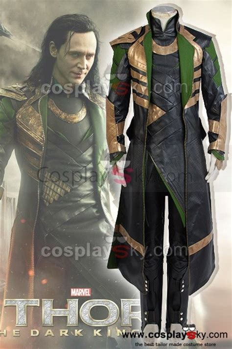 Pin By Brooke Sews On Avengers Loki Costume Loki