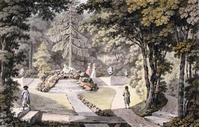 Der Garten Ischtar Fries by Grotte Im Ehemaligen Garten Der Grafen Fries Bad V 246 Slau