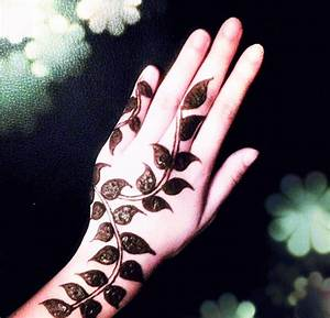 Best Simple Arabic Mehndi Designs For Hands 2017 Images
