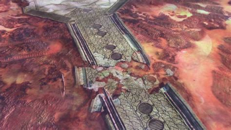 warhammer battle mat warhammer 40 000 battle mat city ruin review