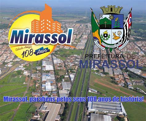 Mirassol, parabéns pelos 108 anos de história | Notícias ...