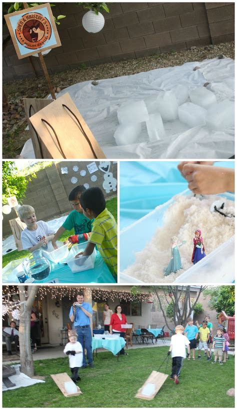 Disney Frozen Garden Decor by Disney Frozen Birthday