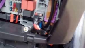 Fiat Punto Mk 2 Obd 2 Diagnostic Port Location