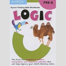 Prek Logic By Kumon Publishing, Paperback  Barnes & Noble®