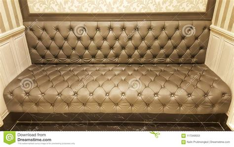 pattern  classic leather sofa brown sofa background