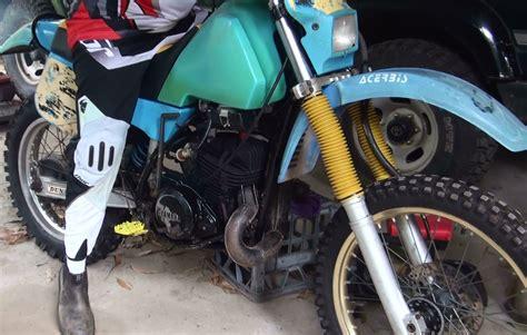2 Stroke Action Yamaha It 250 Vs Tm 300en
