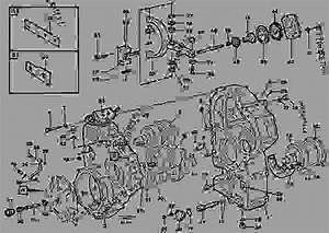 Transfer Gear Box - Articulated Haulers Volvo A35c