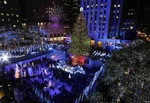 Geschmückter Weihnachtsbaum Fotos : weihnachtsbaum mit beleuchtung 40 unikale fotos ~ Articles-book.com Haus und Dekorationen