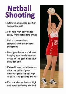 Netball Shooting Task Card by beckamanley - Teaching ...