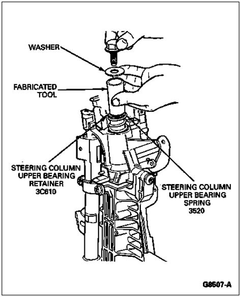 2002 F53 Steering Column Wiring Diagram by Steering Column Rebuild Questions Ford Truck Enthusiasts