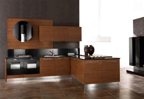 walnut cabinets kitchen modern 15 designs of modern kitchen cabinets home design lover 6988