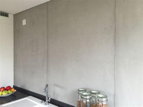 Wand In Betonoptik by Betonoptik Die Trendige Wandgestaltung Farbefreudeleben