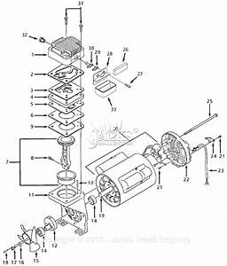 Campbell Hausfeld Wl350002 Parts Diagram For Pump Parts