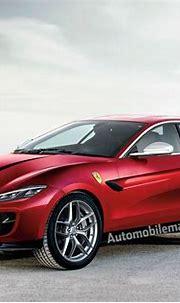 2019 Ferrari Suv New Interior   Mobil mewah, Mobil, Kemewahan
