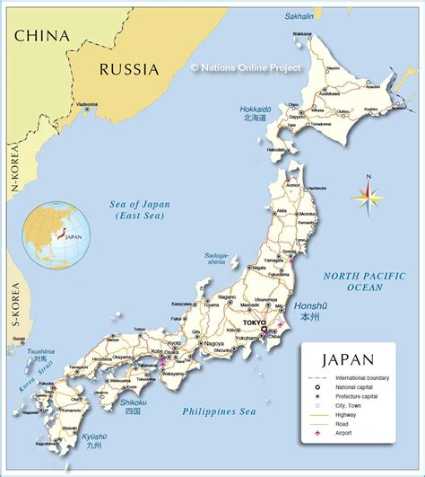 map  japan cities cities  japan map eastern asia