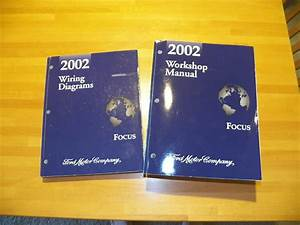 2002 Focus Shop Manual And Wiring Guide